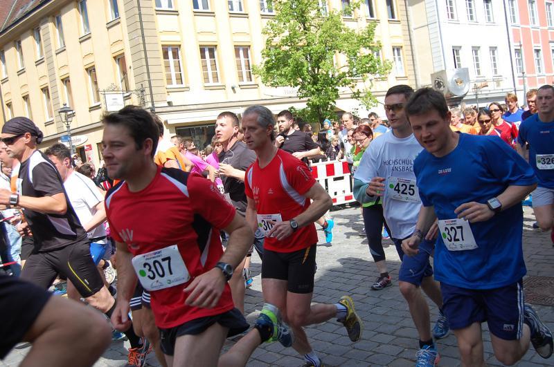 Ansbacher City Lauf : ERGEBNISSE 39